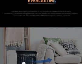 #965 para Everlasting Air logo design por somsherali8