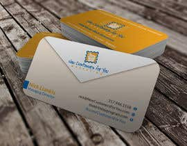 #38 for Birthday Marketing Business Cards af youart2012