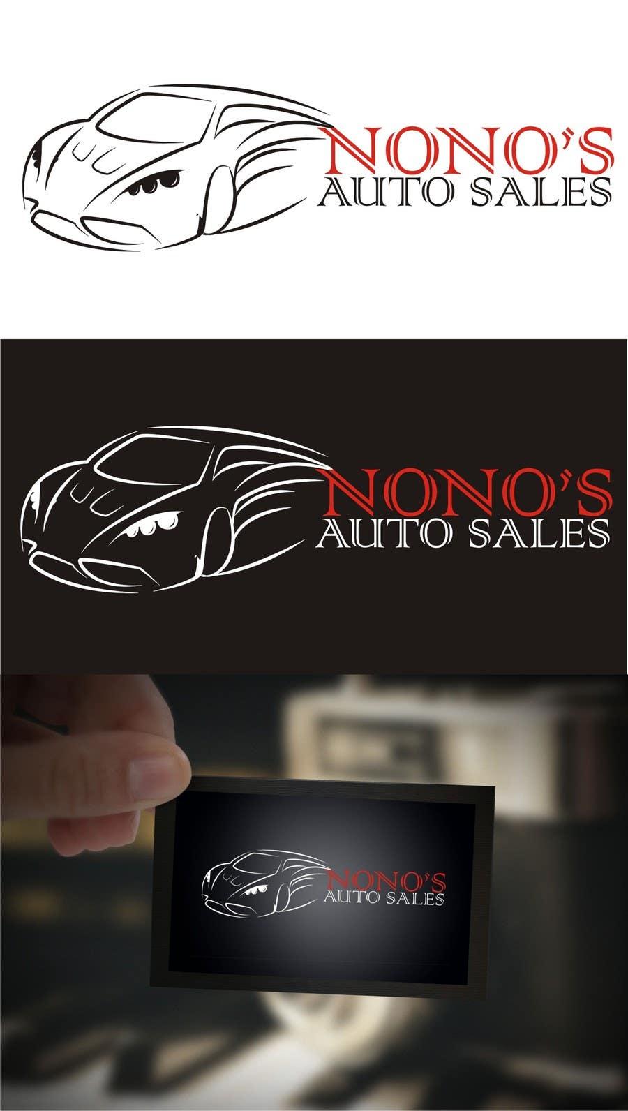 Konkurrenceindlæg #                                        36                                      for                                         Design a Logo for used car dealer