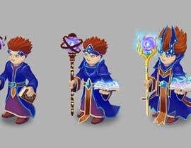 #26 untuk 2d design of an armour for gaming oleh Shurga