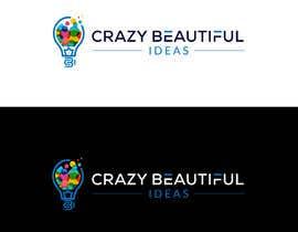 Nro 426 kilpailuun Logo Design: CrazyBeautifulIdeas.com käyttäjältä Abdullah11Nakib