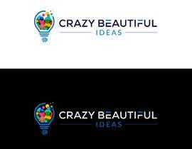 Nro 432 kilpailuun Logo Design: CrazyBeautifulIdeas.com käyttäjältä Abdullah11Nakib