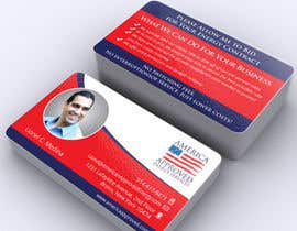 #27 for Design some Business Cards for America Approved Commercial Energy af toyz86
