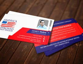 #39 for Design some Business Cards for America Approved Commercial Energy af shohaghhossen