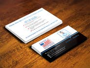 Graphic Design Kilpailutyö #8 kilpailuun Design some Business Cards for America Approved Commercial Energy