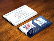 Graphic Design Kilpailutyö #9 kilpailuun Design some Business Cards for America Approved Commercial Energy