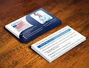 Graphic Design Kilpailutyö #11 kilpailuun Design some Business Cards for America Approved Commercial Energy