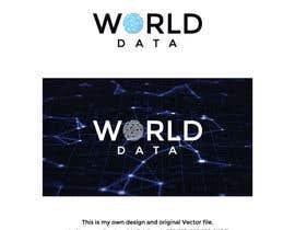 #678 for Logo Design for World Data af baten700b