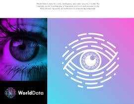 #587 for Logo Design for World Data af maroundart
