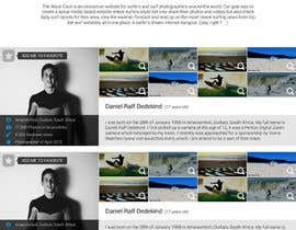 #2 for Design a Webpage Mockup for The Wave Cave by KsWebPro