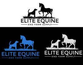#60 for Elite Equine and Farm Supply af NeriDesign