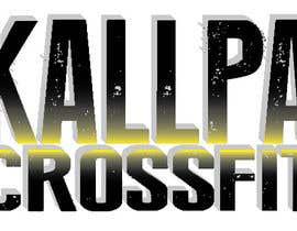#25 for Diseñar un logotipo para una pagina de web para un box de Crossfit by carogali