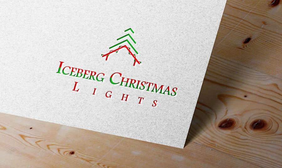 Konkurrenceindlæg #                                        89                                      for                                         Iceberg Christmas Lights