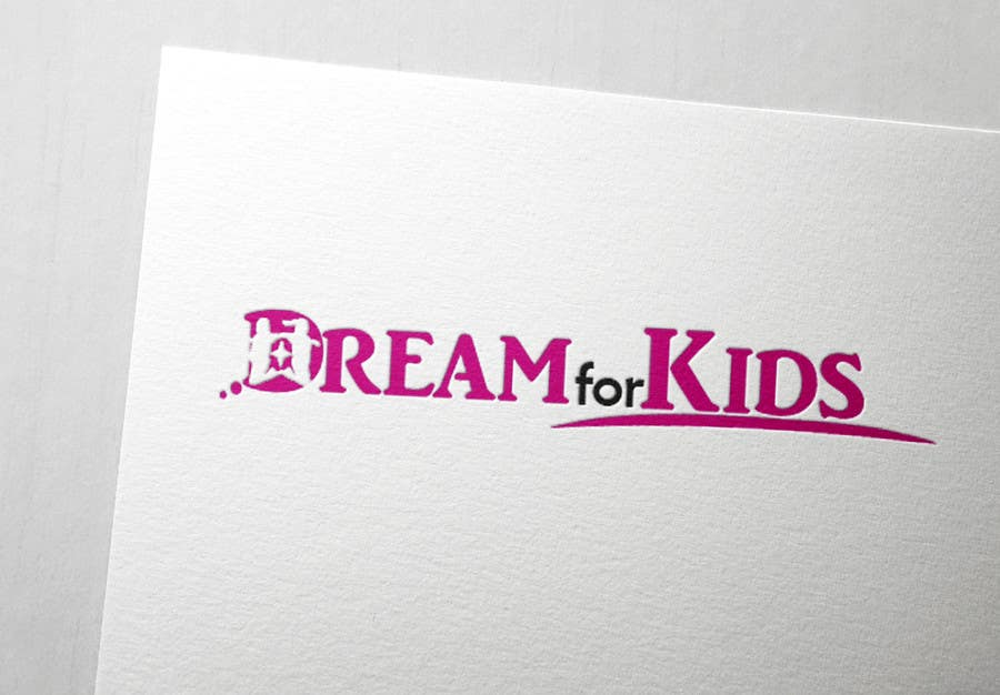 Penyertaan Peraduan #16 untuk Design a Logo for A Dream For Kids