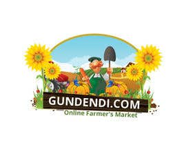 #10 for Design a Logo for gundendi.com - Online Farmer's Market af vik120