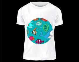 #77 for T-shirt design af ishtiaquesoomro1