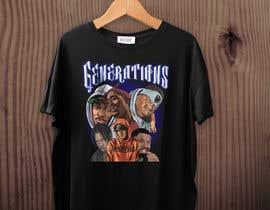 #33 for Vintage T-Shirt Design af AllyHelmyy