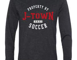 #13 for J-Town Soccer  - simple tee shirt design needed by iqbalhossan55