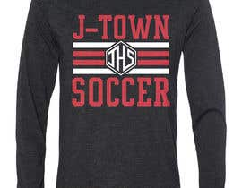 #14 for J-Town Soccer  - simple tee shirt design needed by iqbalhossan55