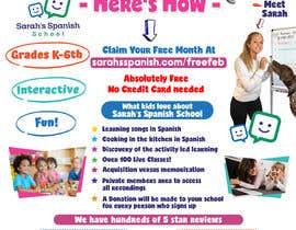 #30 untuk Create/update Flyer For Marketing to Parents of Elementary Kids oleh danushkamdarts