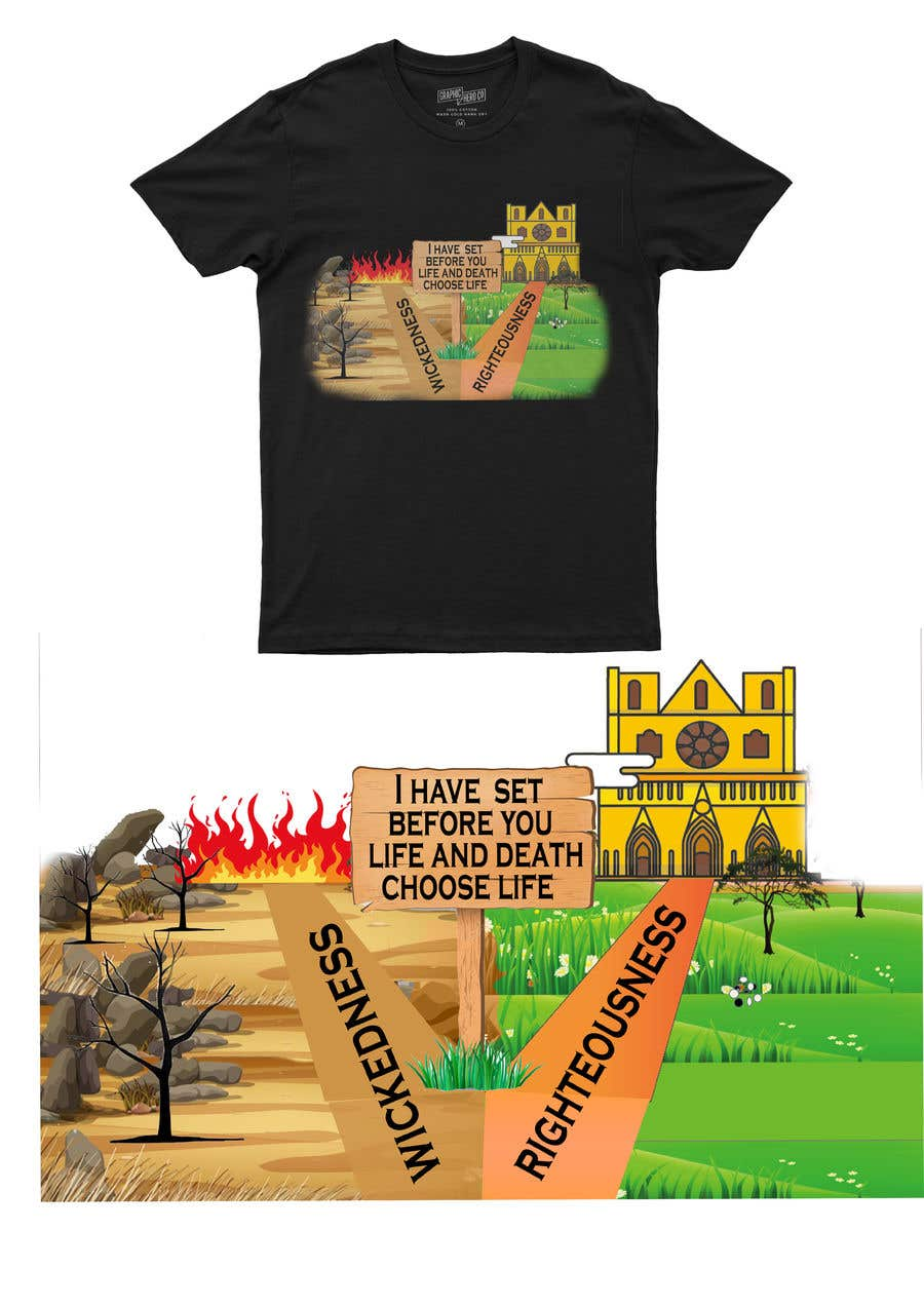 Penyertaan Peraduan #                                        12                                      untuk                                         T shirt art creation!