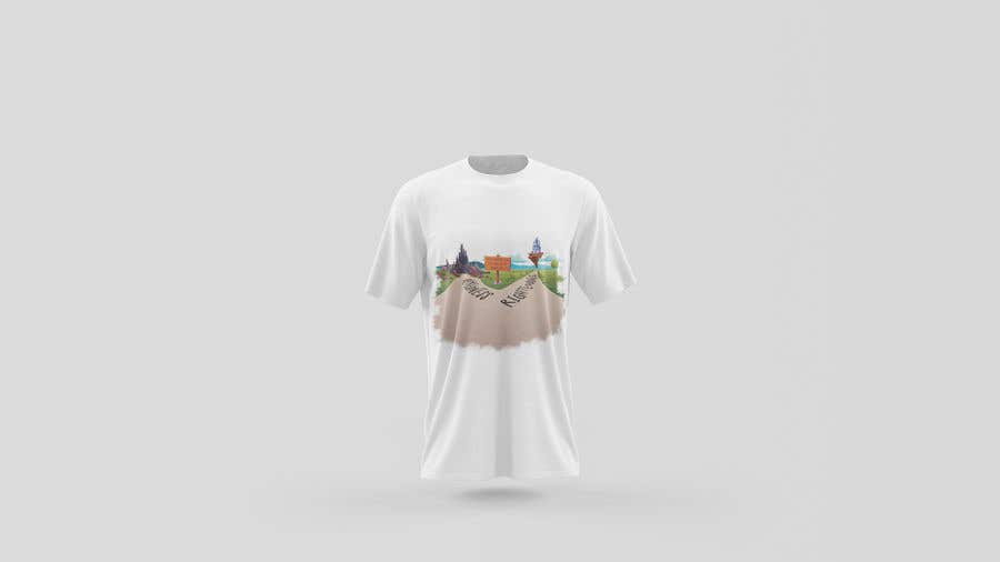 Kilpailutyö #                                        17                                      kilpailussa                                         T shirt art creation!