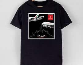 Nro 63 kilpailuun Design a t-shirt featuring Emirates Airlines and the retirement of their first Airbus A-380 käyttäjältä tanyagolub