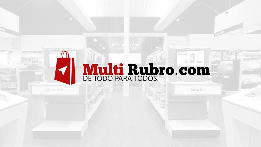 Konkurrenceindlæg #                                        74                                      for                                         Diseñar un logotipo for MultiRubro