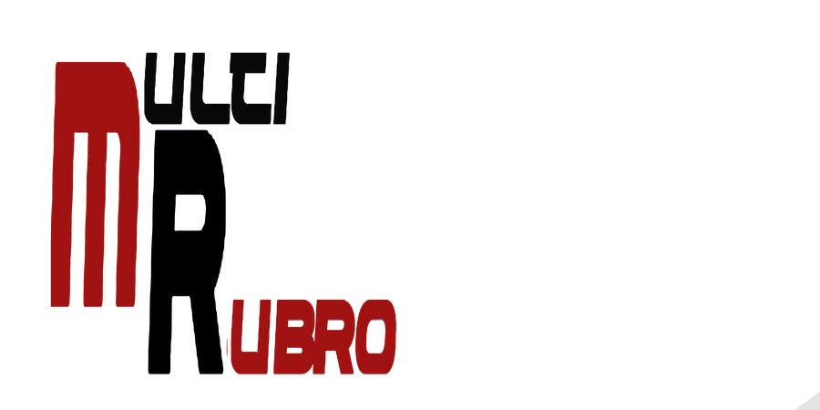 Konkurrenceindlæg #                                        20                                      for                                         Diseñar un logotipo for MultiRubro