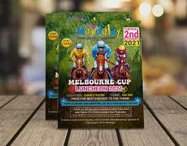 #104 for Melbourne Cup Luncheon Flyer 2021 by israfilbsj