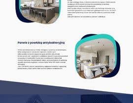 nº 9 pour Re-design website for easier UX and UI par sarkar47