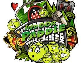 Nro 140 kilpailuun Paddle  tennis mural käyttäjältä c9mposan0