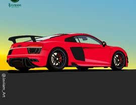 #27 for Car art drawings artwork by Javiian16
