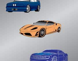 #25 for Car art drawings artwork by mashiur3691