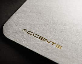 #136 for brand name: Accents by Mafikul99739