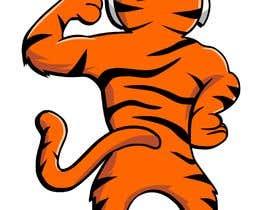 nº 21 pour Turn the tiger around par piyushsharma8118