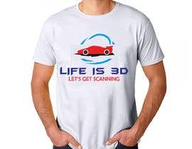 #57 for Need graphics design for a car T-shirt by affanfa