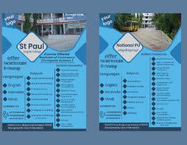 #33 untuk Flyer design for Degree college  and PU College, Admission Open announcement . Data mentioned Below. Use extra oleh Bilalust0