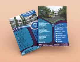 #41 untuk Flyer design for Degree college  and PU College, Admission Open announcement . Data mentioned Below. Use extra oleh shayfanabdullah1