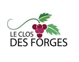 #45 for LOGO Design with vineyard or anvils : Le Clos des Forges af sudiptaganguly
