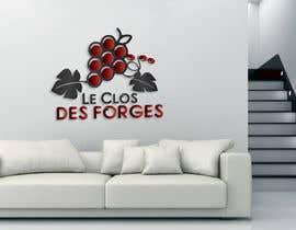 #144 for LOGO Design with vineyard or anvils : Le Clos des Forges af Nayenclicks
