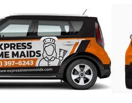 nº 77 pour CAR WRAP DESIGN CONTEST FOR HOUSE CLEANING COMPANY par richardwct