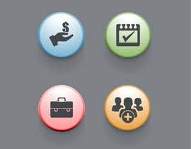 #8 for Design some Icons for Landing Page by senawork