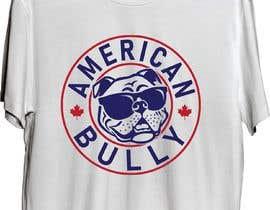 #175 untuk American Bully Dog Logo oleh nhemonika72