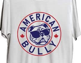 #307 untuk American Bully Dog Logo oleh nhemonika72