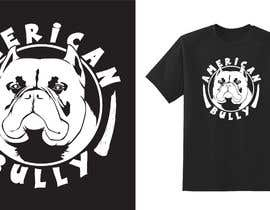 #329 untuk American Bully Dog Logo oleh Bishowjit25
