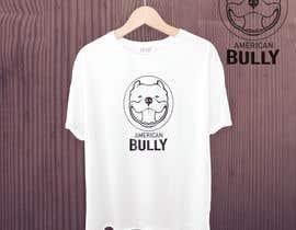 #455 untuk American Bully Dog Logo oleh habibahsun
