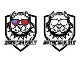 #293 untuk American Bully Dog Logo oleh hb2659919