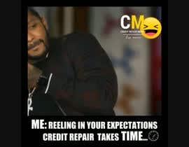 #14 cho Create Credit Repair Memes bởi Alamin77777