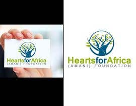 nº 21 pour Design a Logo for Hearts for Africa (Amani) foundation par alexandracol